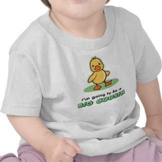 Primo grande a ser - pato camisetas
