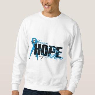 Primo mi héroe - esperanza de la próstata sudadera