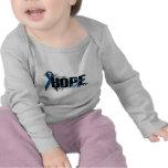 Primo mi héroe - esperanza del cáncer de colon camisetas