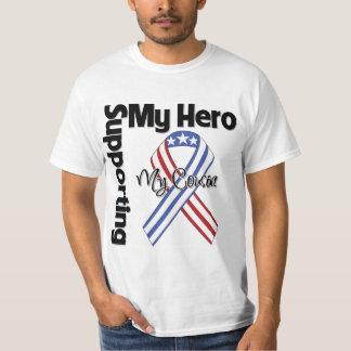 Primo - militar que apoya a mi héroe remera