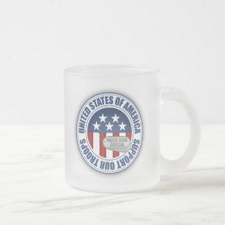 Primo orgulloso del guardacostas taza de café