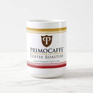 PrimoCaffe Tall Coffee Mug