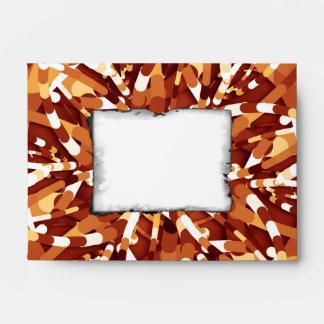 Primordial Egg - Fire abstract burst Envelopes