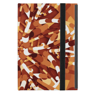 Primordial Egg - Fire abstract burst Covers For iPad Mini