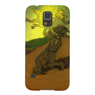 Primordial Rubber Chicken Sun Worshiper Galaxy S5 Covers