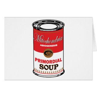 Primordial Soup Card