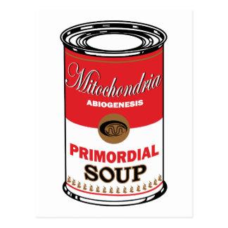 Primordial Soup Postcard