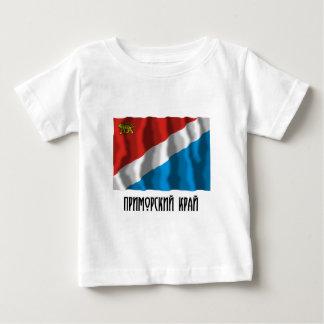Primorsky Krai Flag Tshirt