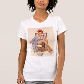 Primping Pinup T-Shirt