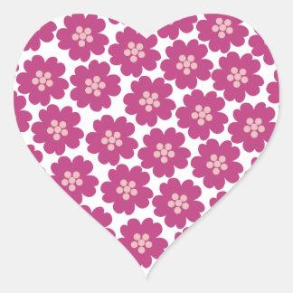 Primrose Floral Pattern Stickers
