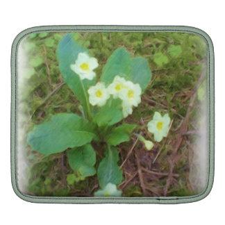primrose Flower Sleeves For iPads