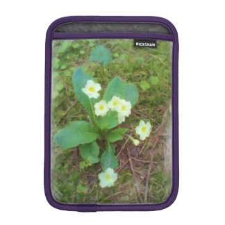 primrose Flower Sleeve For iPad Mini