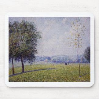 Primrose Hill, Regent's Park by Camille Pissarro Mouse Pad