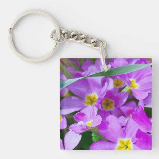 primrose Key Chain