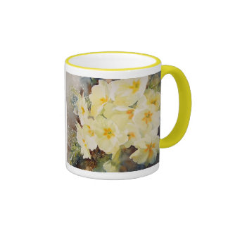 Primrose Posy Ringer Mug