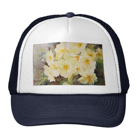 Primrose Posy Trucker Hat