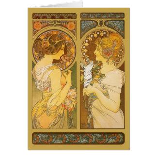 Primrose & Quill Card