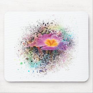 Primrose Watercolor Mouse Pad