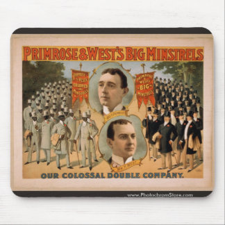 Primrose & West's, 'Our Colossal Double Company' Mouse Pad