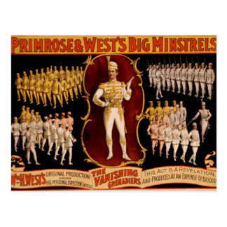 Primrose & West's, 'The Vanishing Grenadiers' Postcard