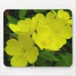 Primrose Yellow Mouse Pads