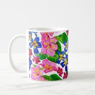 Primroses Mug mug