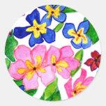Primroses Stickers