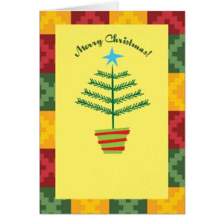 Primsy Christmas Card