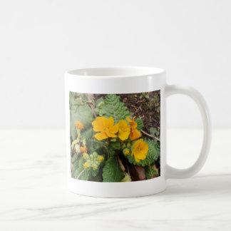 Primula Crescendo Golden Coffee Mug