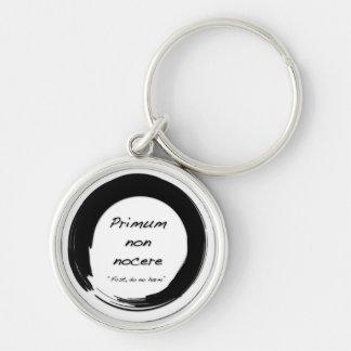 Primum no Nocere Llaveros Personalizados