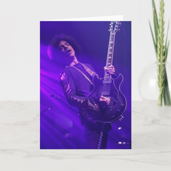 Prince | 2015 HitnRun Tour Opener | Louisville Card