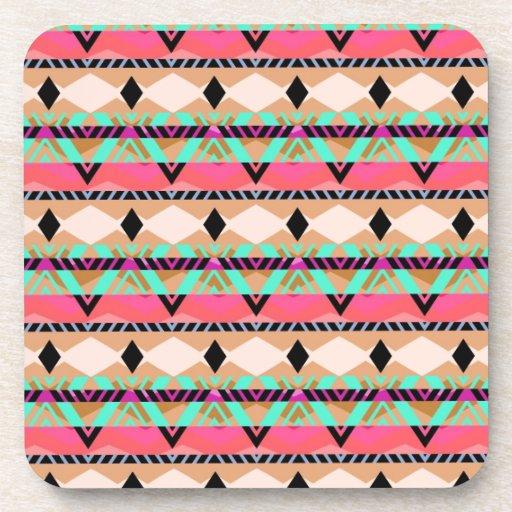 Prince #2 - Aztec Coasters