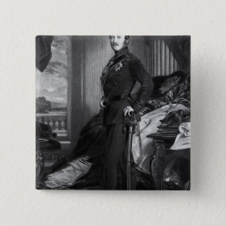 Prince Albert, after the painting of 1859 Button