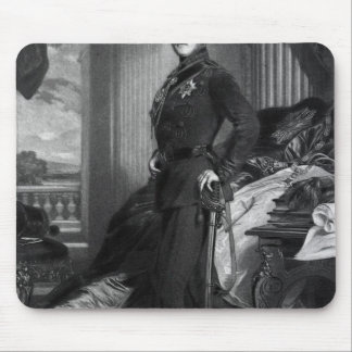 Prince Albert, after the painting of 1859 Mouse Pad