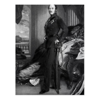 Prince Albert, after the painting of 1859 Postcard