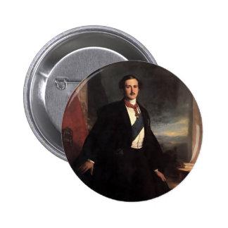 Prince Albert  by Franz Xaver Winterhalter Pinback Buttons