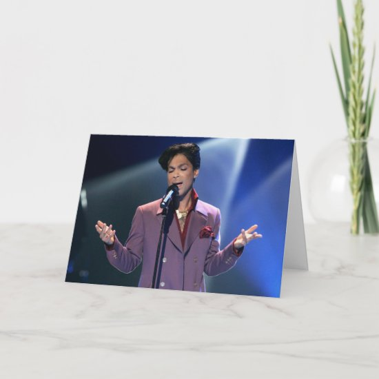 Prince | American Idol Season 5 Finale Show Card