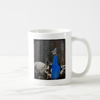 Prince and Tomte (Gnome) in the Forest Coffee Mug