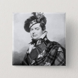 Prince Augustus Frederick, Duke of Sussex Pinback Button