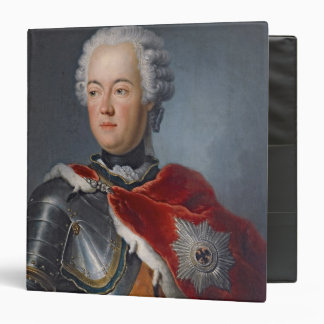 Prince Augustus William 3 Ring Binder
