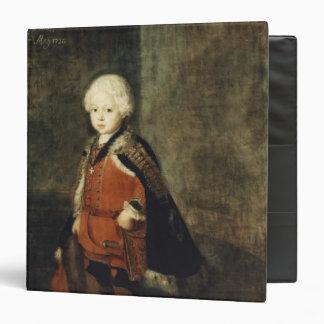 Prince Augustus William aged four, 1734 3 Ring Binder