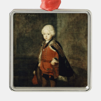 Prince Augustus William aged four, 1734 Christmas Ornament