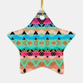 Prince - Aztec Star Ornament