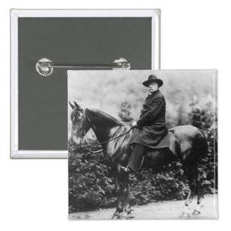 Prince Bismarck in Friedrichsruh, 1890 Button