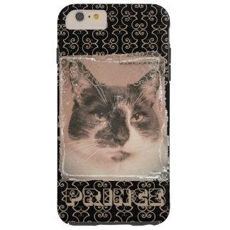 Prince black tough iPhone 6 plus case