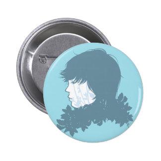 Prince Blue Button