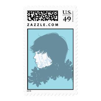 Prince Blue Postage