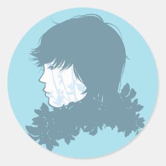 Prince Blue Sticker