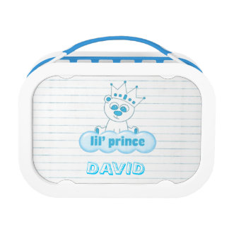 PRINCE Boys YUBO Lunchbox Yubo Lunch Box