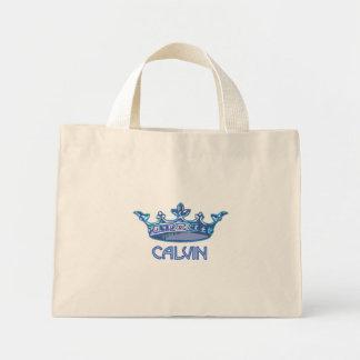 Prince Calvin Canvas tote bag